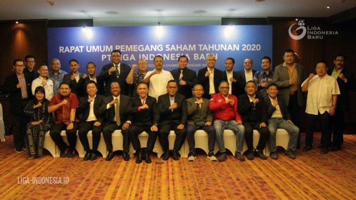 Jelang Liga 1 Musim 2020, PT Liga Indonesia Baru Robak Susunan Direksi