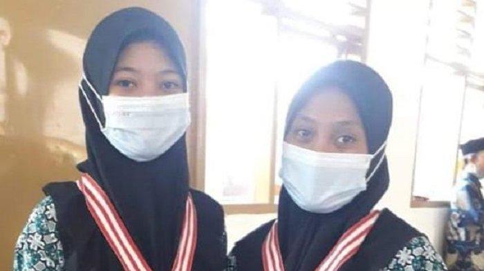 2 Siswi MTS Nidaul Khairaat Wakili Sigi Lomba Kompetisi Sains Madrasah Tingkat Provinsi