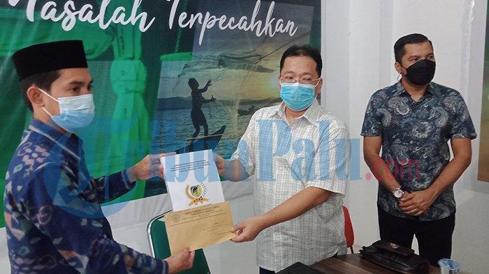 Diduga Ada Penyelewengan Proyek TTG, Ketua DPRD Donggala Laporkan ke Kejati Sulteng