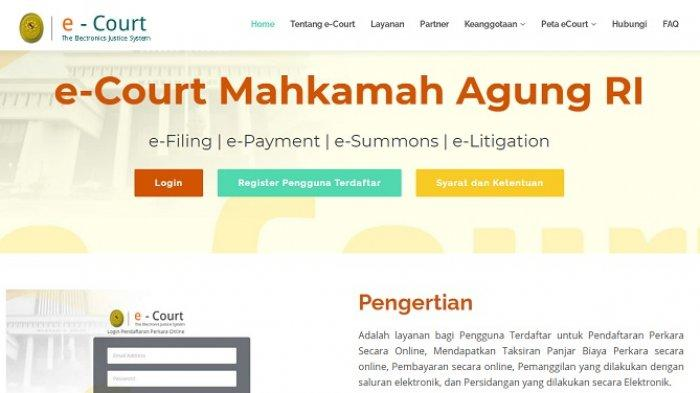 Apa Itu Aplikasi e-Court untuk Sidang Cerai? Ini Cara Pakai dan Penjelasannya