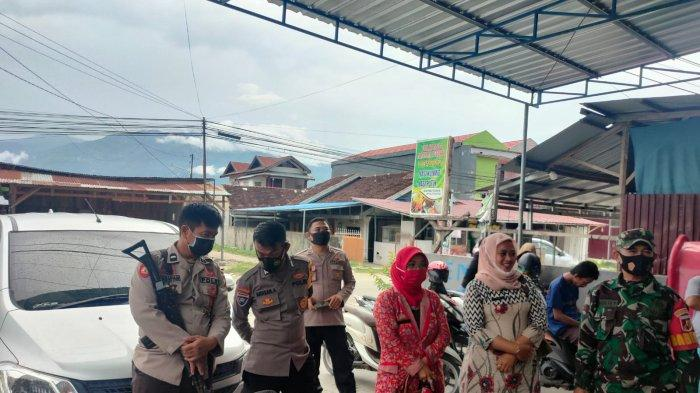 Warga Jl Karajalemba Palu Tolak BPN Ukur Tanah Sengketa, Pertemuan Dikawal Polisi Bersenjata Lengkap