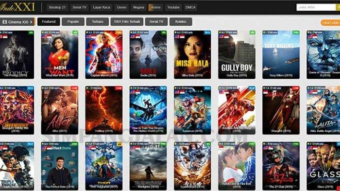 Meski IndoXXI Menghilang, Tapi Situs Streaming 'Turunannya' Masih Gampang Diakses
