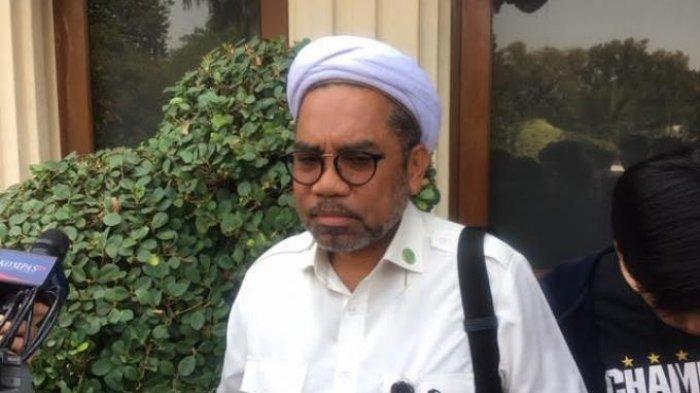 Ali Mochtar Ngabalin Sebut Tak Semua yang Diundang ke Istana Akan Jadi Menteri