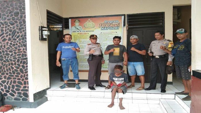 Pria Parimo Ditangkap Polisi karena Lakukan Aksi Pencurian di Wilayah Polsek Palu Utara
