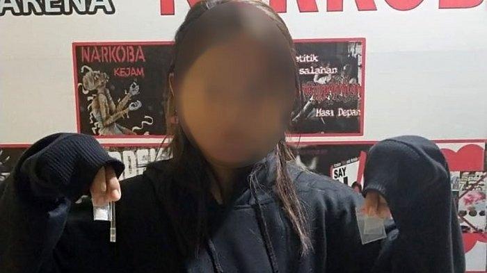 Dua Pengguna Narkoba di Luwuk Diciduk Polisi, Satu Masih Pelajar