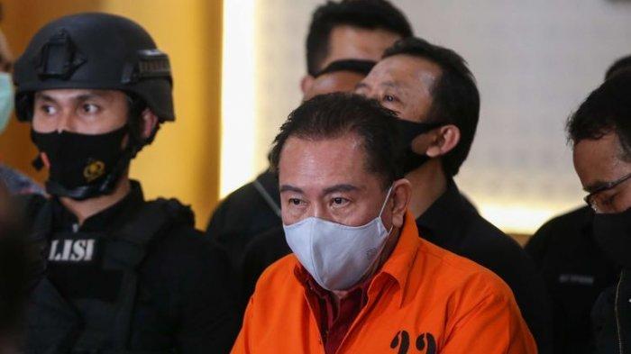 Dijebloskan ke Rutan Salemba, Sel Tahanan Djoko Tjandra Dipisah Jauh dari Brigjend  Prasetijo