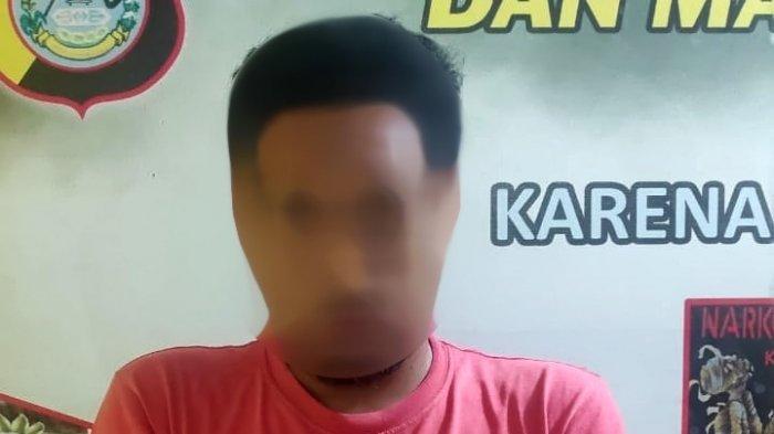 Seorang Pemuda di Banggai Diringkus saat Transaksi Sabu di Kompleks Perkantoran Halimun