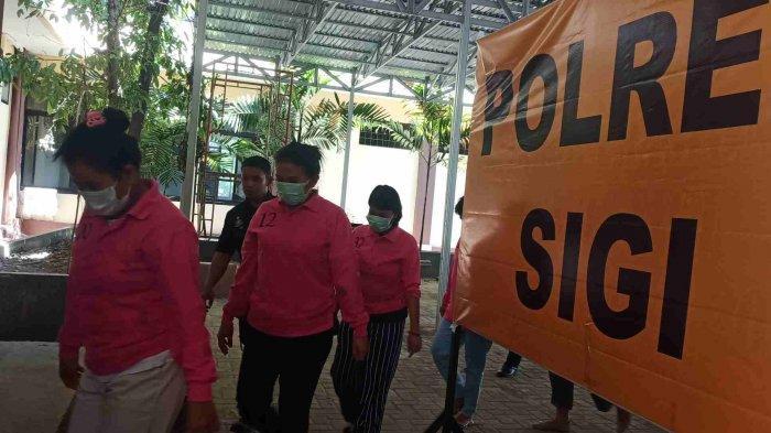 Tersangka Otak Pembakaran Lapas Perempuan Palu Sebut Tindakan Bakar Lapas Sebagai Bentuk Solidaritas
