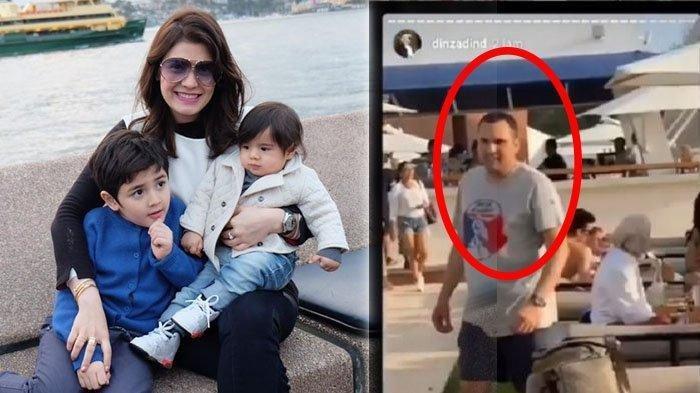 Tak Pernah Diekspos, Terungkap Sosok Suami Bule Carissa Puteri saat Makan Bersama di Pinggir Pantai