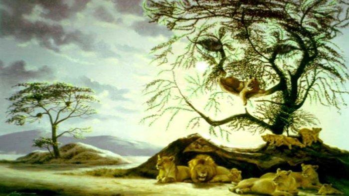 Tes Kepribadian: Jumlah Singa yang Kamu Lihat akan Ungkap Usia Mentalmu