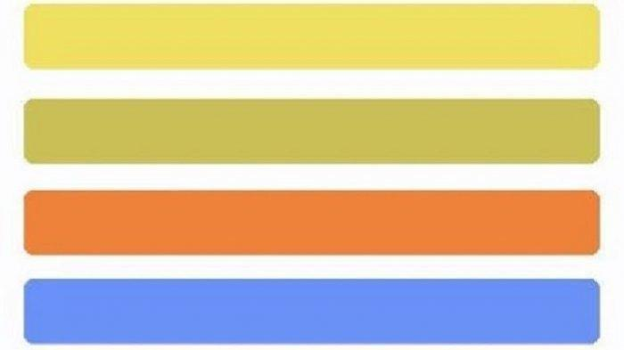 Tes Kepribadian: Warna yang Kamu Pilih akan Ungkap Rahasia Karaktermu, Coba Yuk!