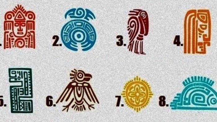 Tes Kepribadian - Pilih Satu Simbol, Pilihanmu Bisa Ungkap Sifat Aslimu, Lebih dari yang Kamu Sadari
