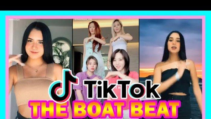 Kompilasi Video The Boat Beat Challenge yang Viral di TikTok, MAMAMOO Juga Ikutan!