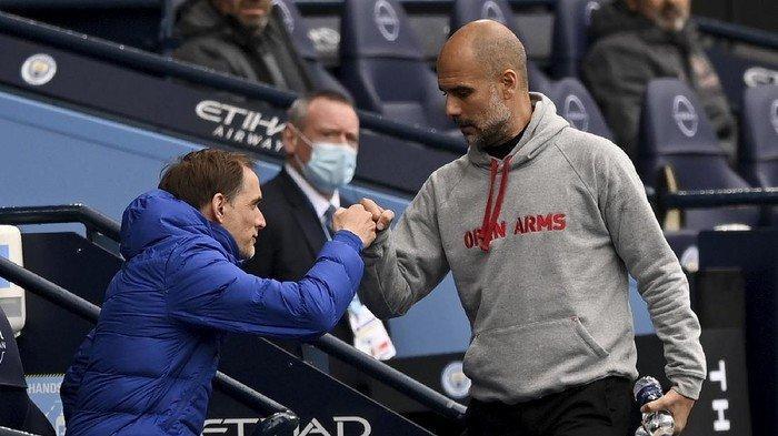 Final Liga Champions Manchester City vs Chelsea: Adu Strategi False Nine dan Counter Attack