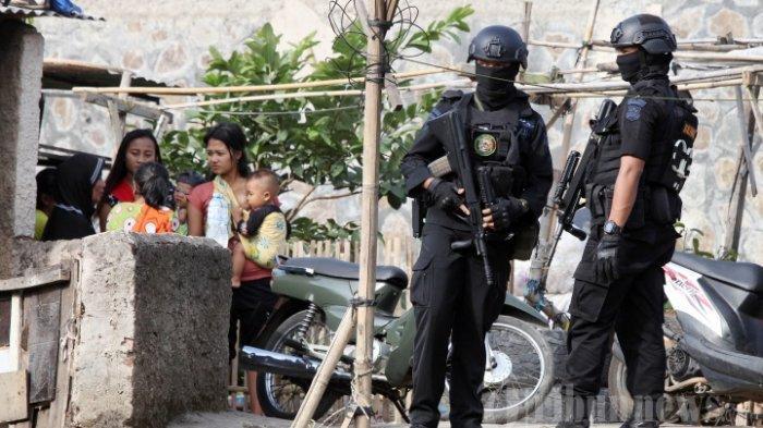 20 Terduga Teroris Ditangkap di Makassar, Dua di Antaranya Tewas Ditembak karena Melawan