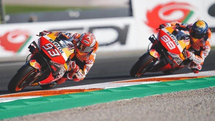 Jadwal MotoGP Portugal 2021 Lengkap, Live Trans7: Target Realistis Marquez Kembali Turun Balapan