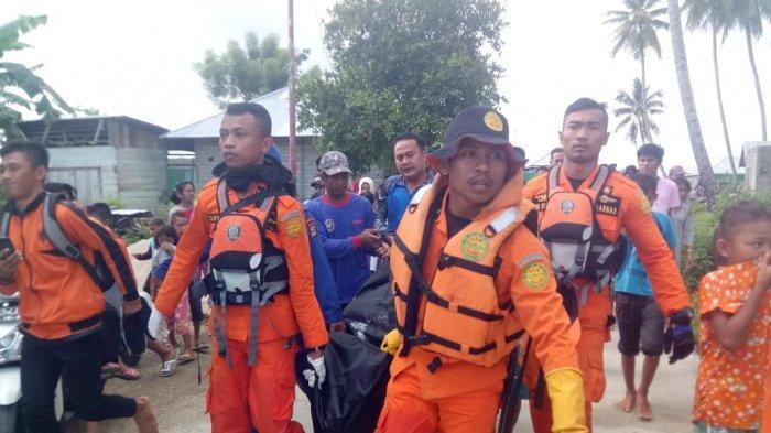 Tim SAR Gabungan Temukan Nelayan yang Hilang di Perairan Parimo