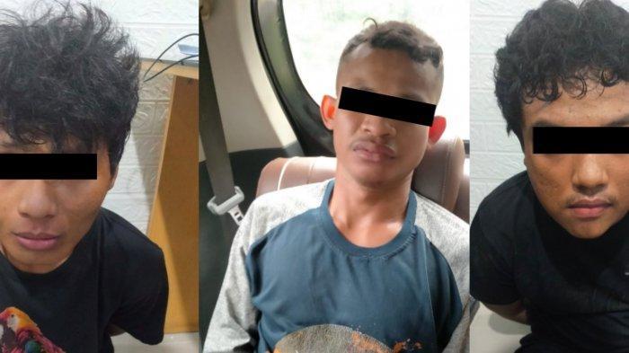 3 Jambret dan Pencuri Motor di Kota Palu Diringkus Polisi, Sudah Beraksi di 26 TKP