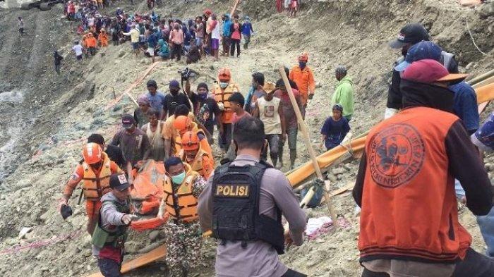 Kisah Pasutri Tewas Tertimbun Longsor di Desa Buranga Parimo, Terpaksa jadi Petambang karena Pandemi