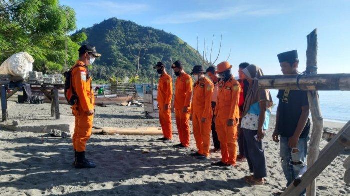 Pencarian Hari Kedua Nelayan Hilang di Banggai, Tim Gabungan Gunakan Metode Paralel