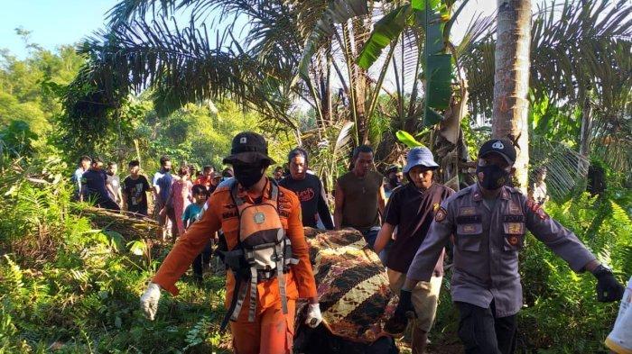 Petani Lansia Ditemukan Tewas Terapung di Sungai Banggai, Sebelumnya Dilaporkan Hilang