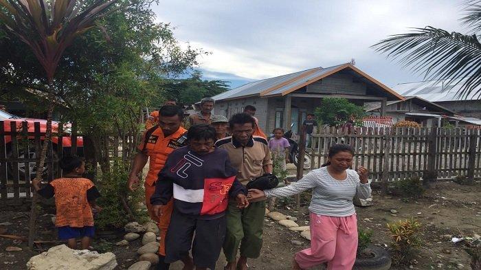 Tim SAR Berhasil Temukan Warga yang Hilang Tersesat di Gunung Taopa Utara, Parigi Moutong