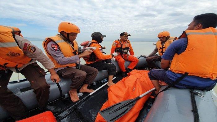 Anak yang Tenggelam di Hilir Sungai Palu Ditemukan Tersangkut di Pukat Nelayan