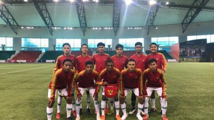 Jadwal dan Link Live Streaming Timnas Indonesia U-16 vs China, Selangkah Lagi Menuju Putaran Final!