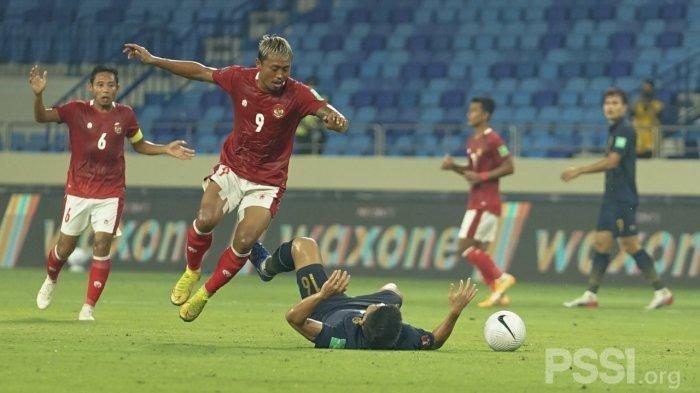 Jadwal dan Live Streaming Timnas Indonesia vs UAE, Kualifikasi Piala Dunia 2022, Jumat Malam