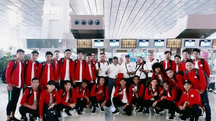Jadwal Piala AFF U-18 2019: Besok Sore, Timnas U-18 Indonesia akan Melawan Filipina