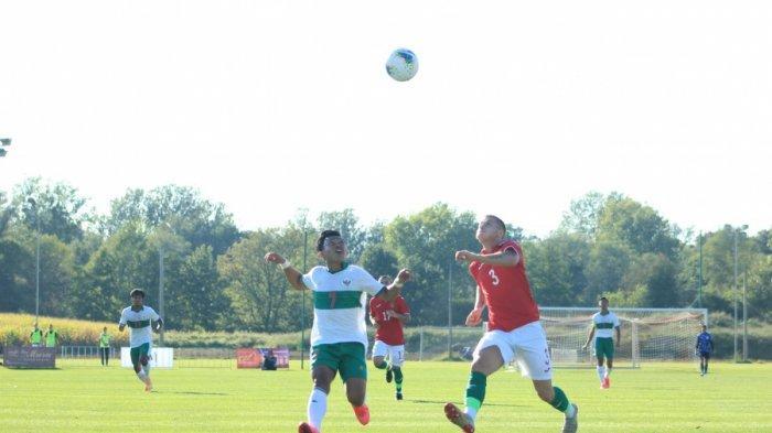 Jadwal & Live Streaming Timnas Indonesia U-19 vs Dinamo Zagreb Malam Ini, Laga Pamungkas di Kroasia