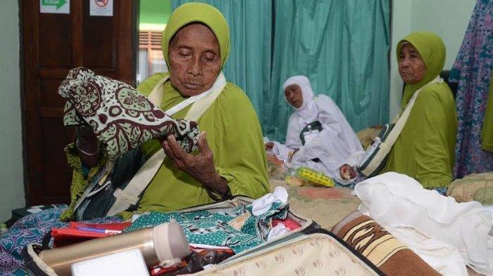 Nenek Tiwa Asal Madura: Jemaah Calon Haji Tertua di Jawa Timur Berusia 103 Tahun