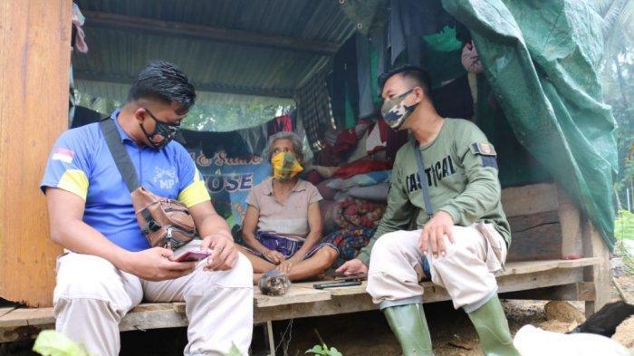 Dapat Bantuan Rumah Layak Huni TMMD 108 KONKEP, Nenek Wahabisi: Terima Kasih, Saya Disayang Tentara