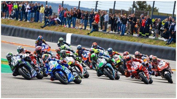 Live Streaming Siaran Langsung Kualifikasi MotoGP 2020 Sabtu Ini, Live Trans 7 Akses di Sini