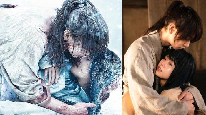 Besok Rurouni Kenshin The Beginning Tayang di Netflix, Cinta Kelam Berbalut Dendam Himura dan Tomoe