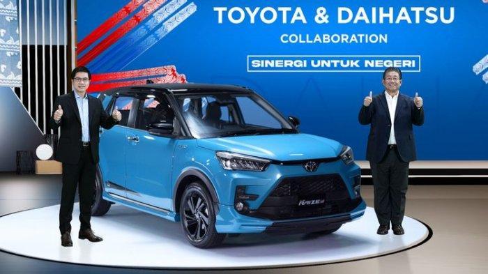 50 Tahun di Indonesia, Toyota Luncurkan Raize untuk Tambah Pilihan Segmen SUV