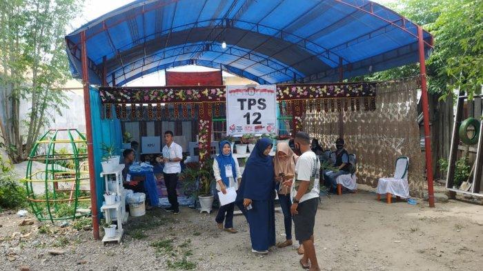 4 Suara Tak Sah, Rusdi Mastura Unggul di TPS Hidayat Lamakarate