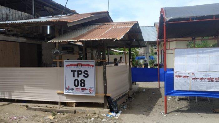 Tunggu Giliran Mencoblos, Satu Pemilih Meninggal Dunia di TPS 8 Palu Selatan