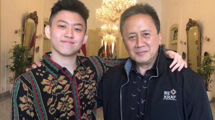 Triawan Munaf Anggap Cibiran Dino Patti Djalal ke Rich Brian 'Lucu'