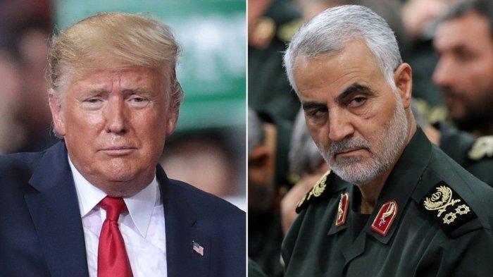 Tak Hanya Amerika, Ternyata Iran Juga Dapat Keuntungan dari Meninggalnya Qassem Soleimani, Mengapa?