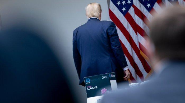 Joe Biden Unggul dalam Jajak Pendapat Nasional AS, Trump: Itu Perhitungan Keliru