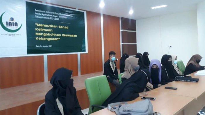 Cegah Radikalisme, UIN Datokarama Palu Kenalkan Moderasi Beragama ke Mahasiswa