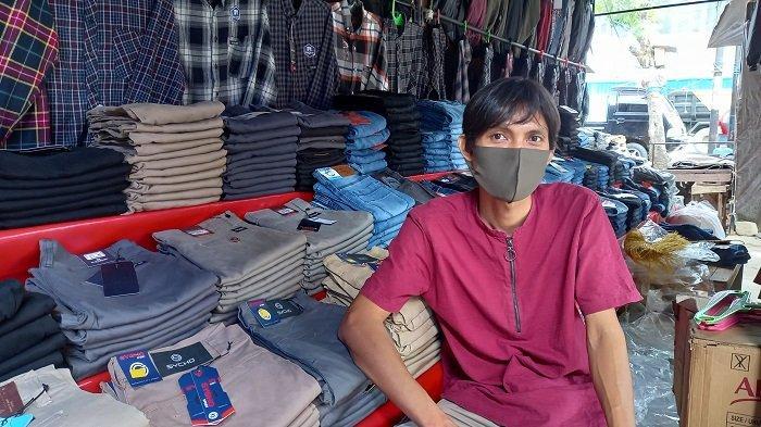 Pedagang Pakaian di Palu Plaza Optimis Jelang Lebaran Keuntungan Kembali Normal