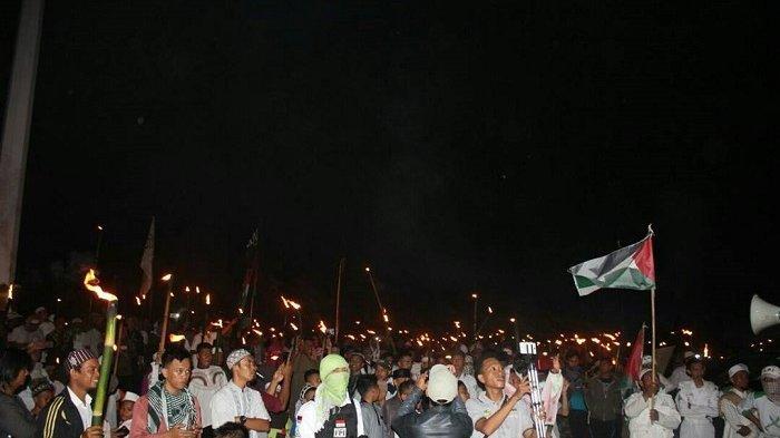 Masyarakat Poso Bakal Gelar Aksi Bela Palestina di Depan Kantor Bupati dan DPRD