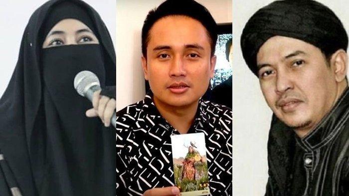Denny Darko Ungkap Alasan Umi Pipik Bongkar Fakta Poligami Uje: Soal Hak Waris Bukan Aib