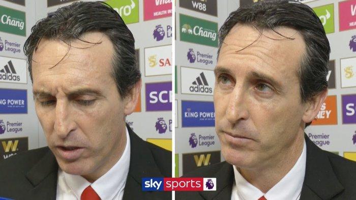 Arsenal Kalah, Unai Emery Curhat Soal Keluhan di Luar Lapangan hingga Minta Semua Pihak Sabar