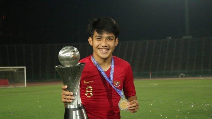 Bintang Sepakbola Palu, Witan Sulaeman Nyatakan Tak Ada Kendala Jalani TC di Kroasia