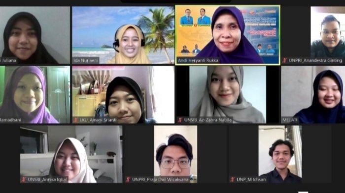 Untad Kenalkan Situs Sejarah Sulteng ke Mahasiswa MBKM melalui Virtual Tour