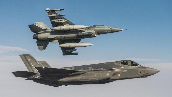 Amerika Kirim Jet Tempur F-16 ke Indonesia, TNI AU Sudah Menunggu dan Siapkan Pesawat yang Sama