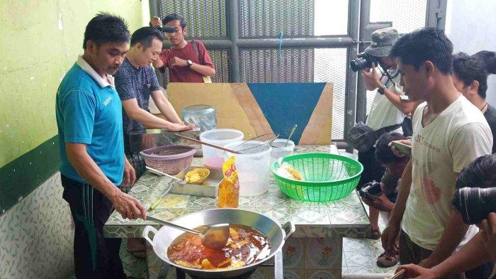Warga Binaan Dapat Dukungan Buka Usaha di Lingkungan Rutan Palu